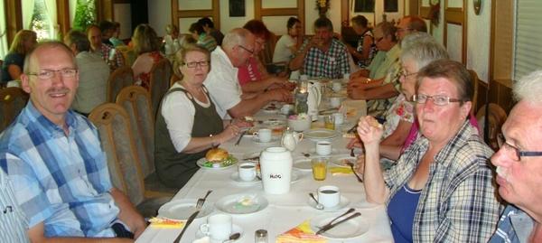 Frühstück Iselersheim