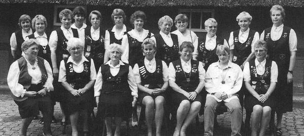 SGS Schützendamen 1996